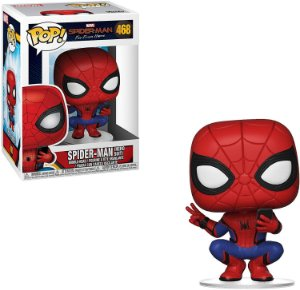 Pop! Spider Man Far From Home - Spider Man (hero Suit) #468