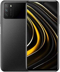 Celular Xiaomi Poco M3 128gb 4gb RAM - Power Black