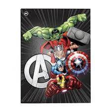 Pasta Catalogo Avengers 10 Env - Dac