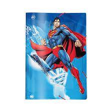 Pasta Pol Of Superman - Dac