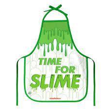Avental Slime Infantil - Dac