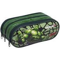 Estojo Triplo Hulk - Dac