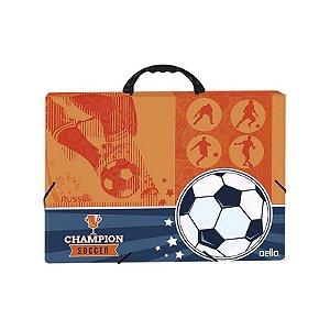 Maleta Oficio Kids Futebol - Dello
