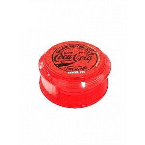 Apontador Coca Cola - Molin