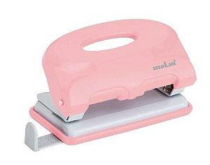 Perfurador 10f New Style Rosa Claro - Molin