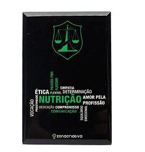 Caderno De Anotacoes 12,7x17,7cm Nutricao - Zona