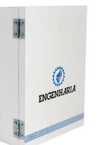 Caixa Porta Retrato Mdf Engenharia - Zona