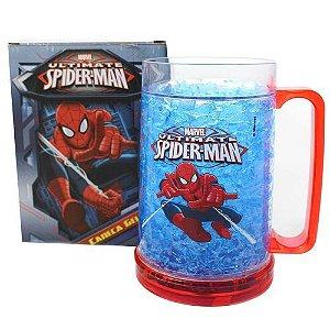 Caneca 400ml Chop Gelo Spider Man - Zona
