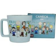 Caneca 400ml Buck Friendship Goals Snoopy - Zona