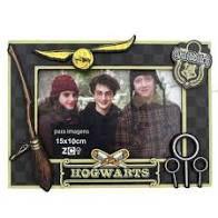 Porta Retrato 18x13cm Mdf Harry Potter - Zona