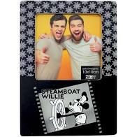 Porta Retrato 18x13cm Mdf Mickey Mouse - Zona