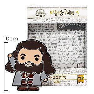 Pin Decorativo Hagrid - Zona