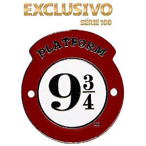 Pin Decorativo Plataforma 9 3/4 - Zona