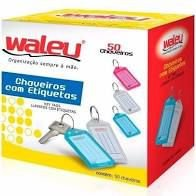 Organizador C/50 Chaves - Waleu
