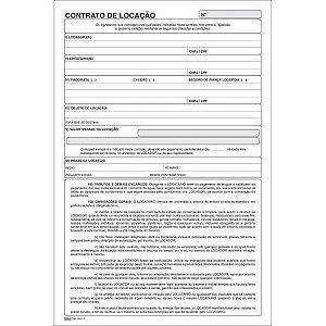 Ficha 100f Contrato Locacao - Tilibra