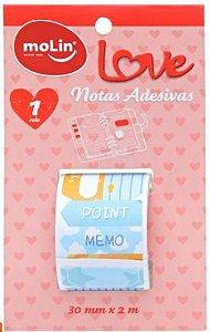 Notas Adesivas 2m Sortida - Molin
