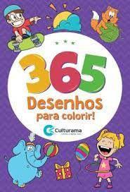 365 Desenhor Para Colorir - Culturama