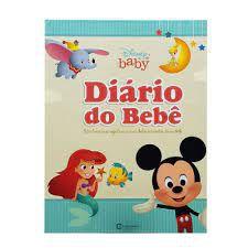 Diario Do Bebe Disney  Baby - Culturama