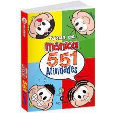 551 Atividades Turma Da Monica - Culturama