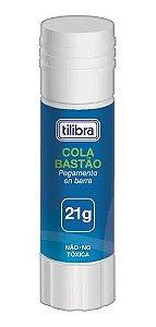 Cola Bastao 21g Sortido - Tilibra