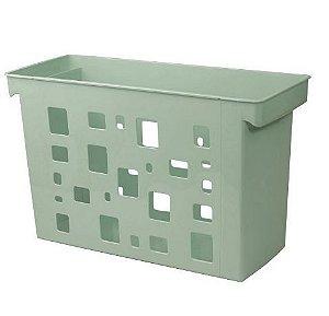 Caixa Arquivo Multiuso S/p Verde Pastel - Dello
