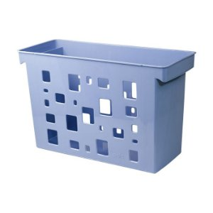 Caixa Arquivo Multiuso S/p Azul Pastel - Dello