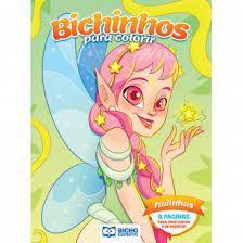 Colorir Bichinhos - Fadinhas - Bicho Esperto