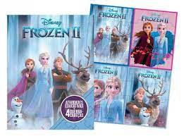Disney Aprender Brincando Frozen Ii -bicho Esperto