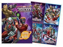 Marvel Aprender Brincando Guardians Galaxy - Bicho