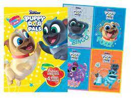 Disney Aprender Brincando Puppy Dog Pals - Bicho