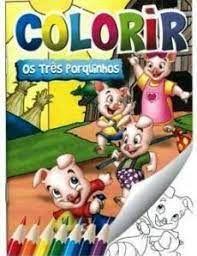 Solapa C/8 Colorir Classicos - Bicho Esperto