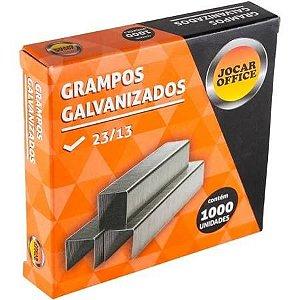 Grampo 23/13 C/1000 Galvanizado - Jocar Office
