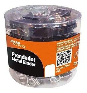 Binder Clip 32mm Cx/24 Preto - Jocar