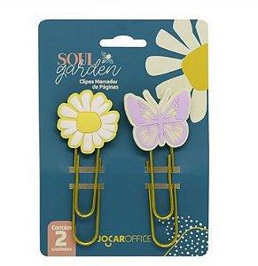 Clipes 7,5cm C/2 Soul Garden Margarida - Jocar