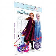 Disney Aprender E Divertir Frozen Ii - Bicho