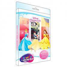 Disney Aprender E Divertir Princesas - Bicho