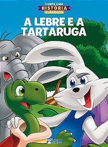 Conte Uma Historia Classico Lebre/tartaruga -bicho