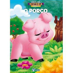 Conte Uma Historia Animais - O Porco - Bicho