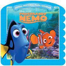 Disney Hist. P/sonhar Procurando Nemo - Bicho