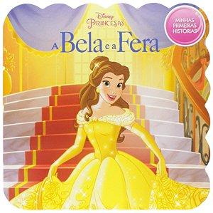 Disney Minhas 1 Historias - Bela E A Fera - Bicho