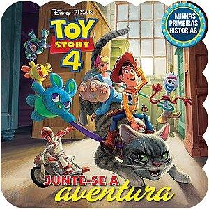 Disney Minhas 1 Historias - Toy Story Iv - Bicho