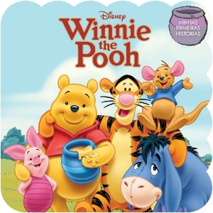 Disney Minhas 1 Historias - Ursinho Pooh - Bicho