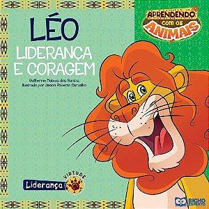 Aprendendo Com Os Animais Leo - Bicho Esperto