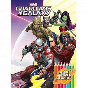 Marvel Kit Diversao Guardians Galaxy - Bicho