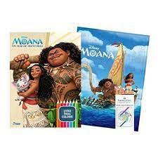 Disney Kit Diversao Frozen Moana - Bicho