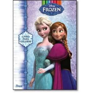 Disney Kit Diversao Frozen - Bicho Esperto