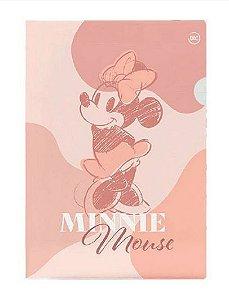 Pasta Em L Cartao Minnie - Dac