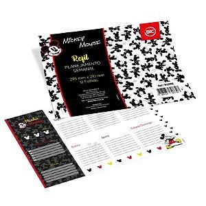 Refil P/caderno12f Anotacoes Mickey - Dac