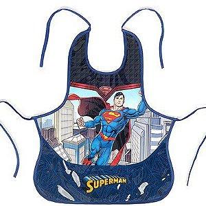 Avental Superman Azul Marinho - Luxcel