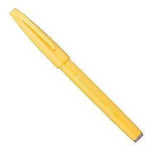 Brush Pen Sign Amarela - Pentel